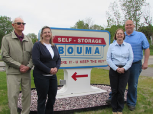 Bouma Self-Storage Staff